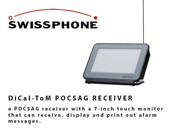 DiCal-ToM POCSAG receiver