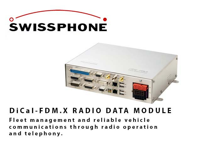 DiCal-FDM.X radio data module