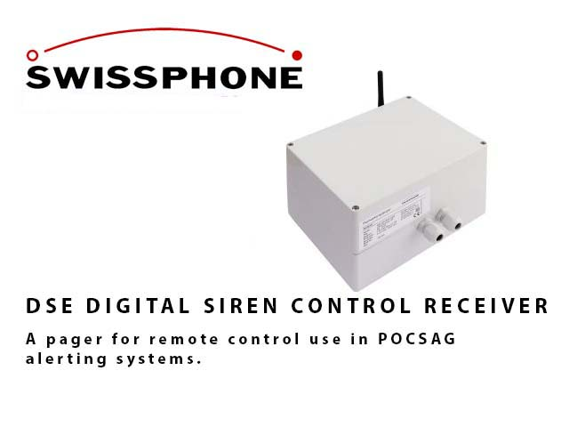 DSE digital siren device
