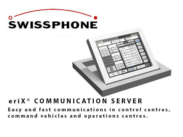 eriX® communication system