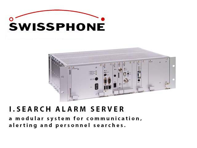I.SEARCH alarm server