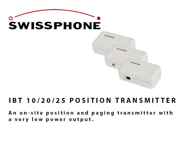 IBT position transmitter