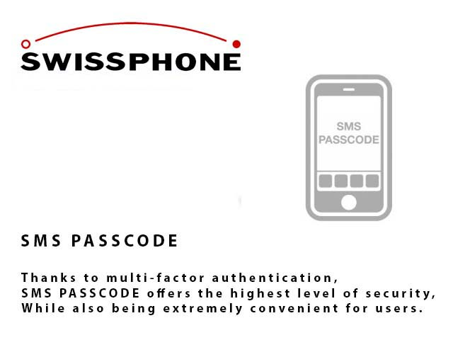 sms passcode sms two factor authentication